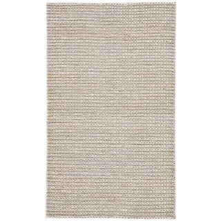 Jaipur Living Calista Natural Tan/ Greige Area Rug - 8′ × 10′ For Sale