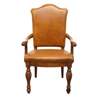Late 20th Century Hickory White Legends Collection Dining Chair For Sale