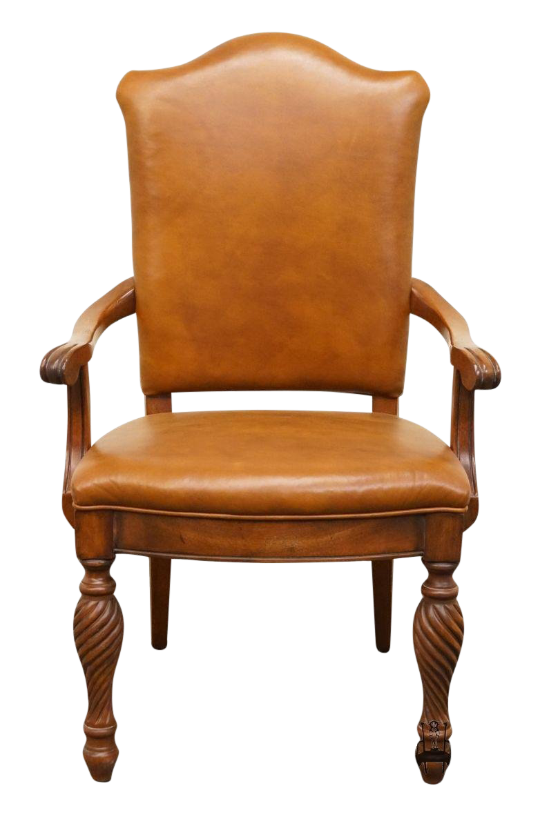 Late 20th Century Hickory White Legends Collection Dining Chair