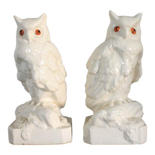 Owl Bookends For Sale