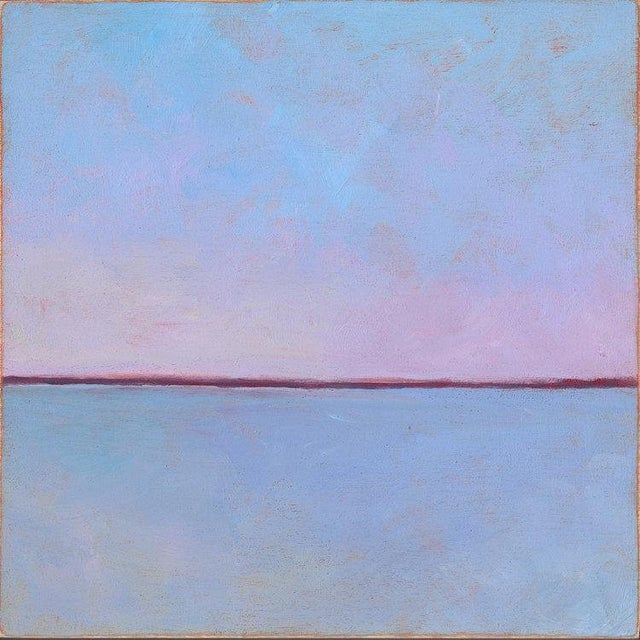 Carol C Young, Marshmallow Mauve, 2018 For Sale