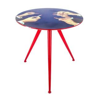 Seletti, Lipsticks Side Table, Toiletpaper, 2017 For Sale