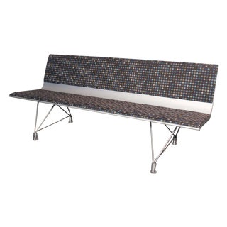 Aero Aluminum Bench From Davis Furniture by Lievor For Sale