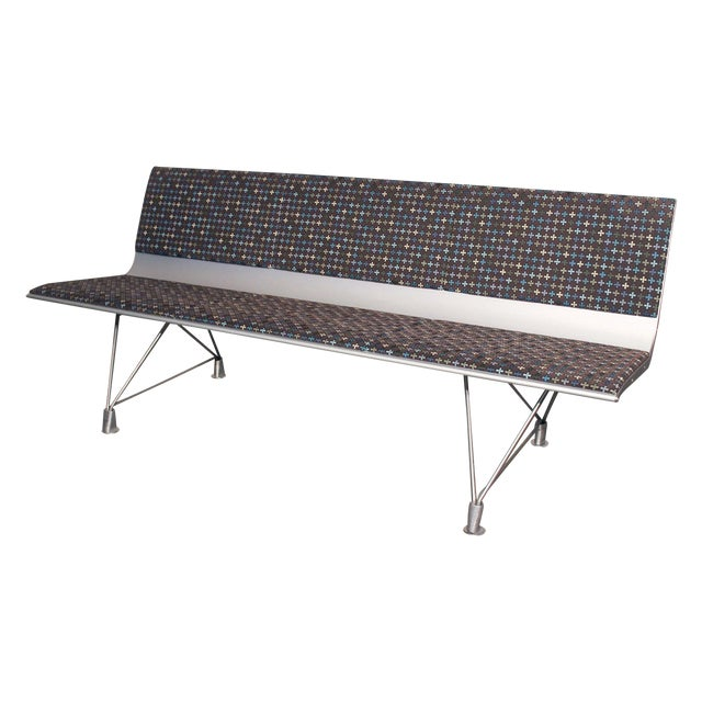 Aero Aluminum Bench From Davis Furniture by Lievor - Image 1 of 7