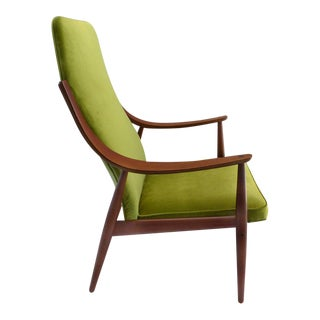Peter Hvidt and Mølgaard Nielsen for France and Son Mid-Century Modern Chair