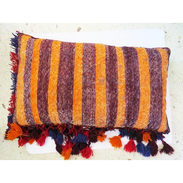 Boho Chic Tassel Floor Pillow - Image 3 of 3