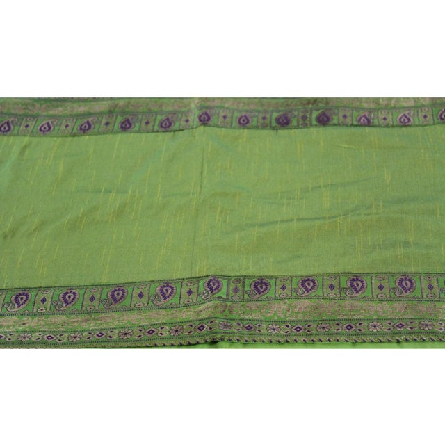 Jade Heritage Silk Runner - Image 3 of 4