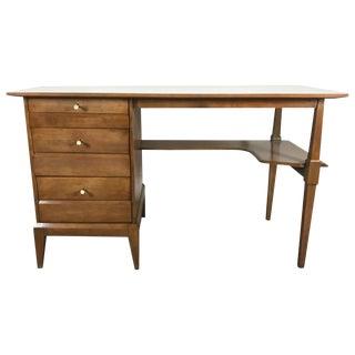 Stylized Mid-Century Modern Desk by Heywood Wakefield For Sale