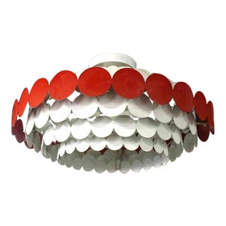 Mid-Century Light Fixture For Sale