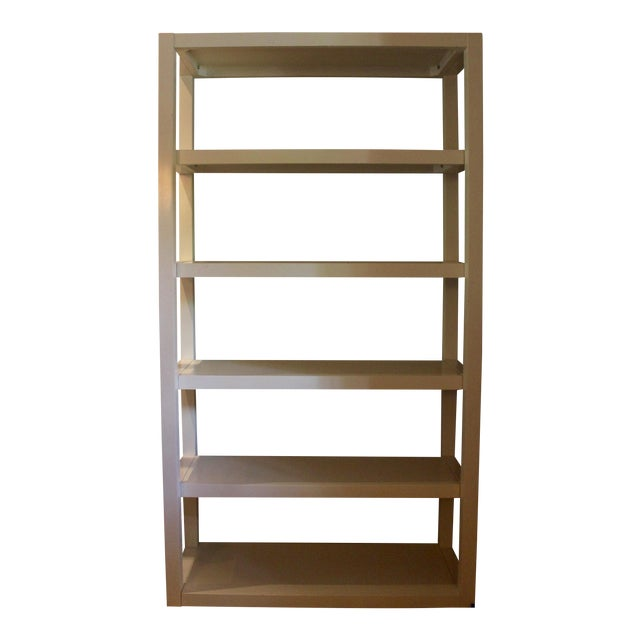 West Elm Parsons Tower Bookshelf