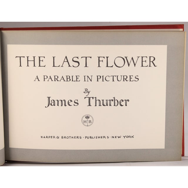 The Last Flower by James Thurber - Image 4 of 10