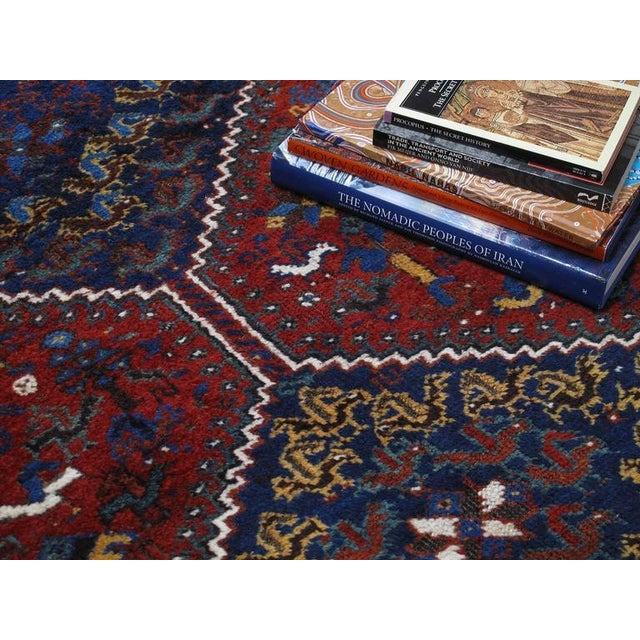 Shiraz Carpet For Sale In New York - Image 6 of 10