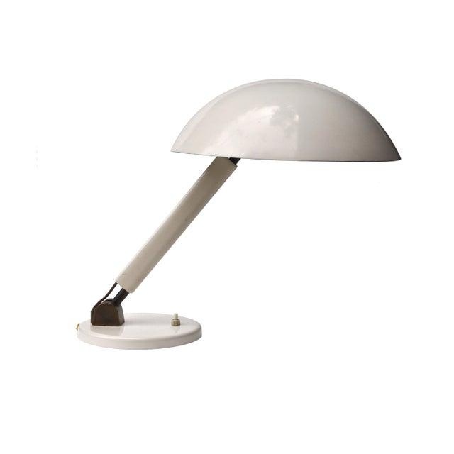 Modernist Desk Lamp, Switzerland, 1950s For Sale - Image 4 of 8