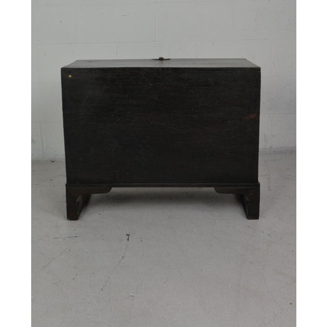 1920s Asian Nightstands-a Pair For Sale - Image 4 of 6