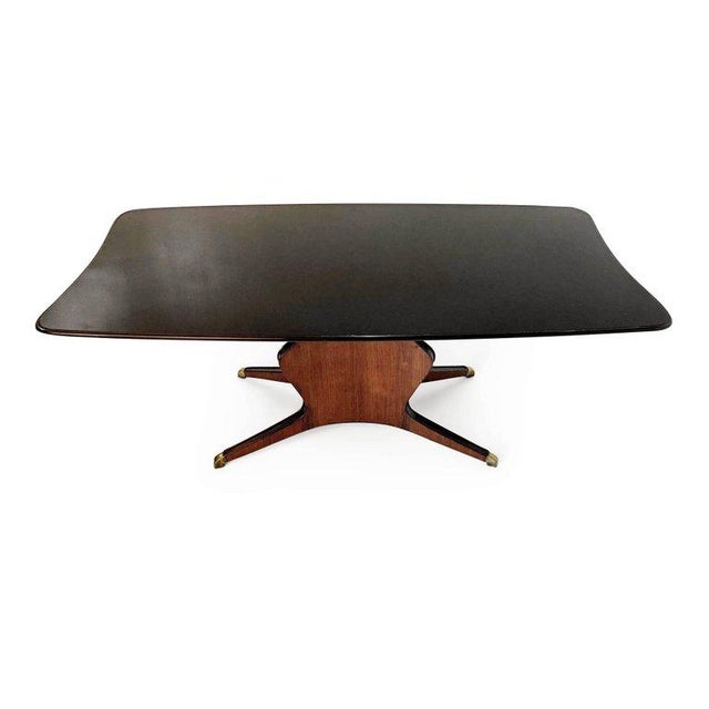 Osvaldo Borsani Fossati, Attilio & Arturo Dining Table, Italy, Circa 1950 For Sale - Image 4 of 10