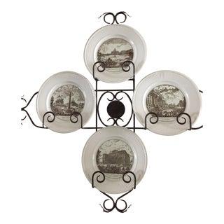 Wedgwood Piranesi Plates - Set of 6
