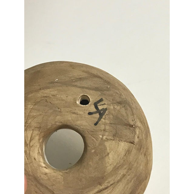 Surface Ceramics Donuts Glazed Ceramic Wall Art - Set of 3 For Sale - Image 4 of 8
