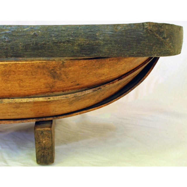 Early 20th Century Early 20th Century Antique Garden Trug For Sale - Image 5 of 6