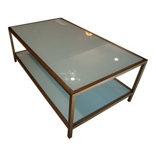 Contemporary Suzanne Kasler Coffee Table For Sale