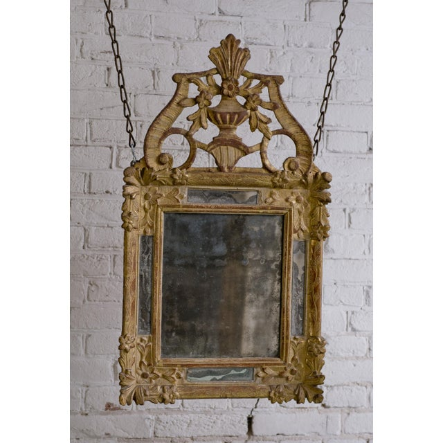 18th Century Louis XIV Mirror For Sale - Image 12 of 13
