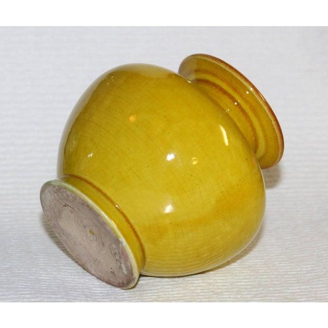 Christopher Dresser Antique Christopher Dresser Linthorpe Art Pottery Vase For Sale - Image 4 of 8