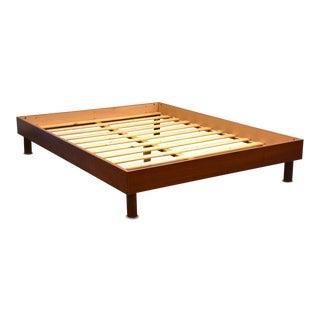 Cherry Queen Platform Bed For Sale