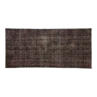 Vintage Turkish Sivas Rug With English Traditional Style - 02'08 X 05'10 For Sale