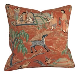 Image of Terra Cotta Pillows
