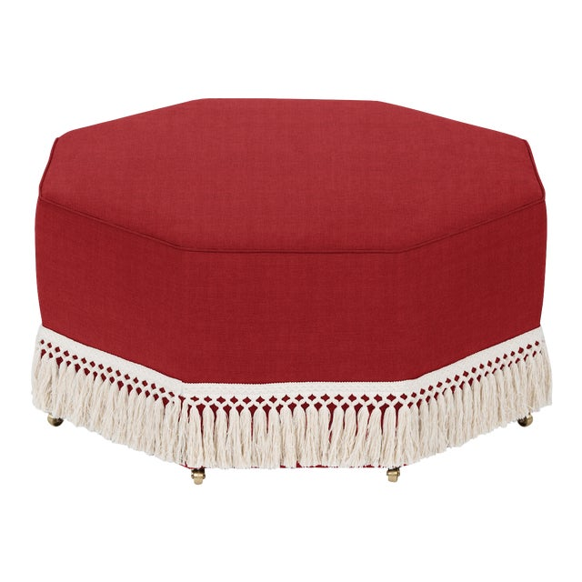 Casa Cosima Casa Cosima Istanbul Cocktail Ottoman, Imperial For Sale - Image 4 of 4