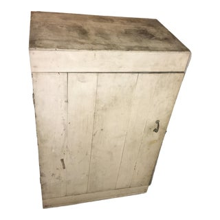 Antique Country Farm Cupboard For Sale