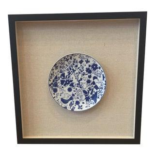 Renwil Santos Framed Porcelain Wall Art For Sale