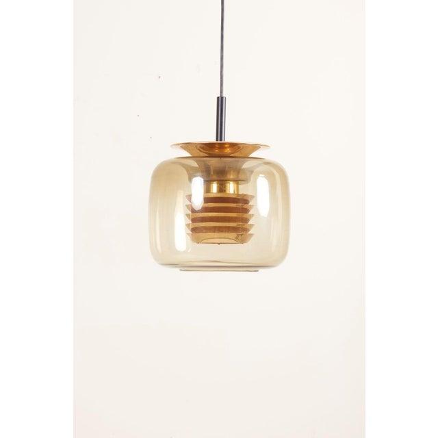 1960s Pendant Lamp in Manner of Hans-Agne-Jakobsson For Sale - Image 11 of 12