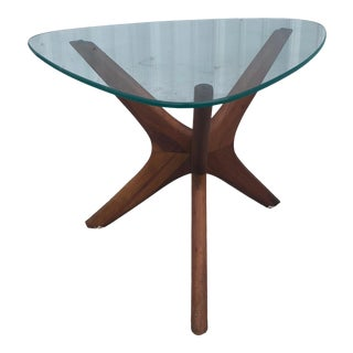 Mid Century Modern Adrian Pearsall Jacks Side Table For Sale