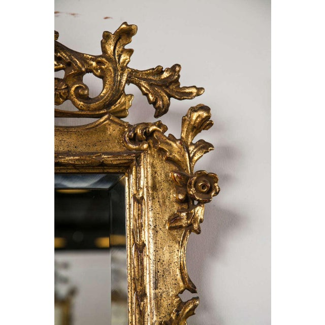 French Belle Epoque Style Mirror - Image 3 of 7