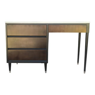 Restored Colormates by Morris Writing Desk For Sale