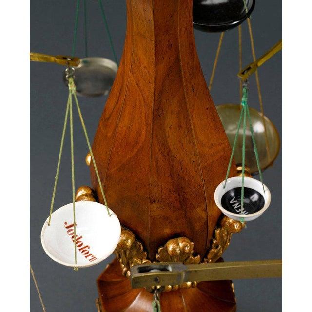 Traditional Bavarian Pharmacy Balance For Sale - Image 3 of 6