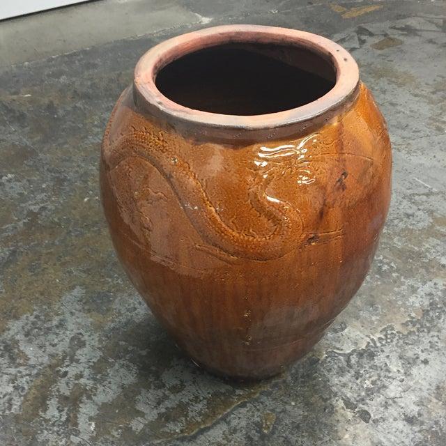 Large Glazed Finish Pottery - Image 6 of 9