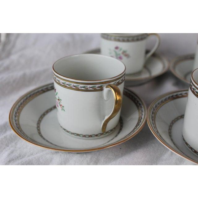 Vista Alegre Vista Algere Cups & Saucers - Set of 12 For Sale - Image 4 of 10