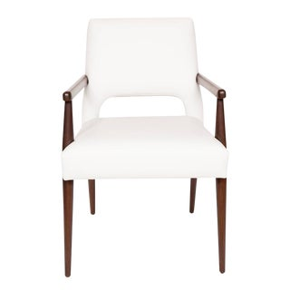 Customizable Hofford Arm Dining Chair For Sale
