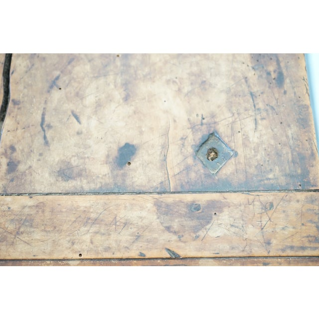 Antique French Louis XIII Side Table For Sale In Nashville - Image 6 of 9
