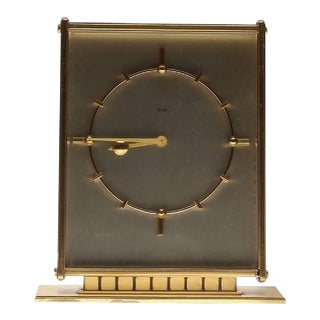 Mantel Clock from Junghans Meister, 1950s For Sale