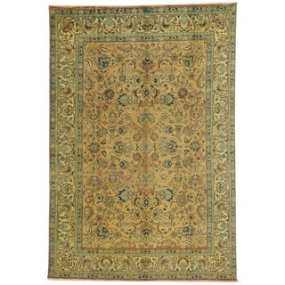 20th Century Persian Tabriz Rug For Sale