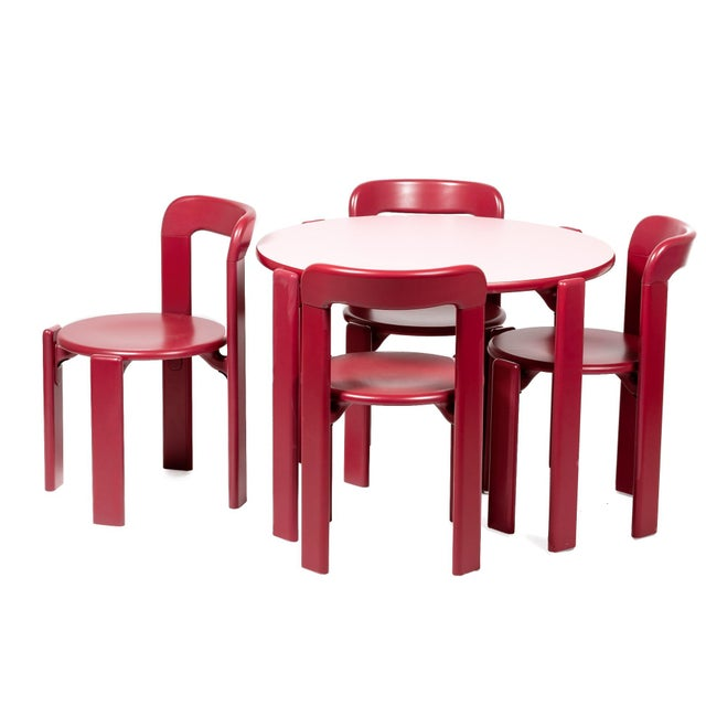 2010s Dietiker Rey Junior Dining Set - 5 Pieces For Sale - Image 5 of 7