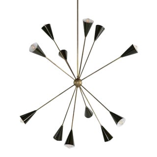 """Spore"" Chandelier For Sale"