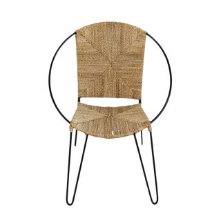 Modern Ring Rope Chair For Sale
