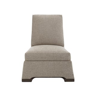 Caracole Upholstery Slip by Me Accent Chair For Sale