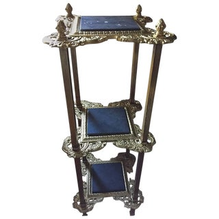 Late 19th Century Antique French Plant Stand