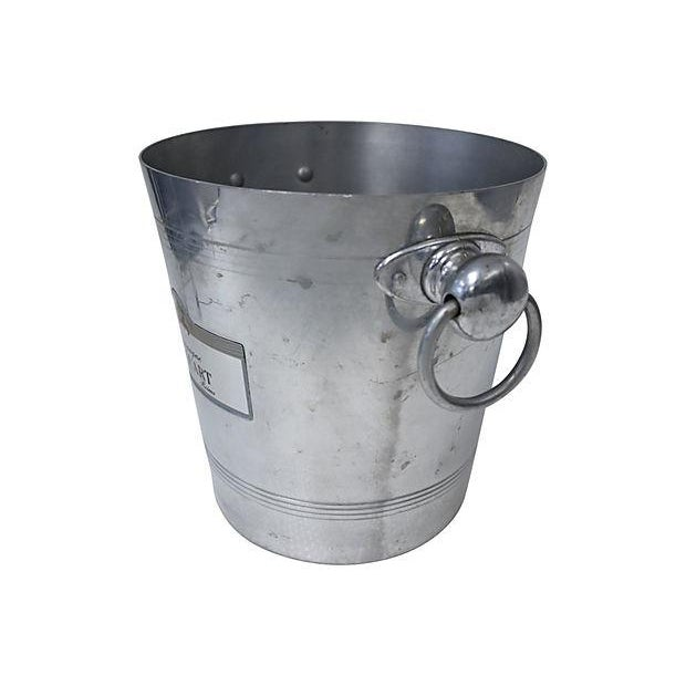 Vintage French Bistro Champagne Bucket - Image 2 of 2