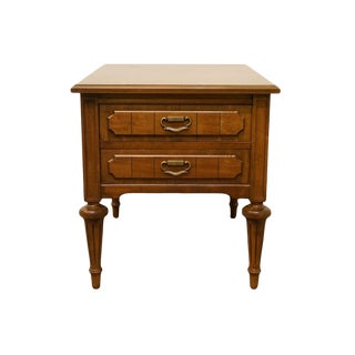 20th Century Italian Columbia Manufacturing Co. End Table For Sale