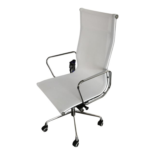 Eames Style High Back Mesh Office Chair - Image 1 of 7